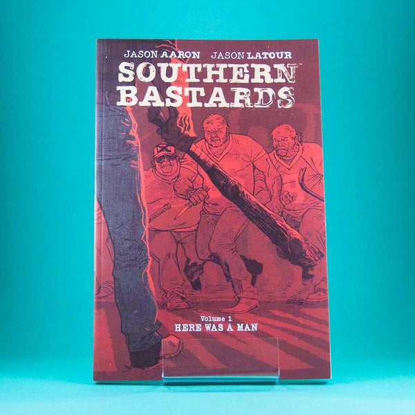 Cómic Southern Bastards vol. 1: Here Was a Man | Cómic en Inglés de Image | Wash Cómics