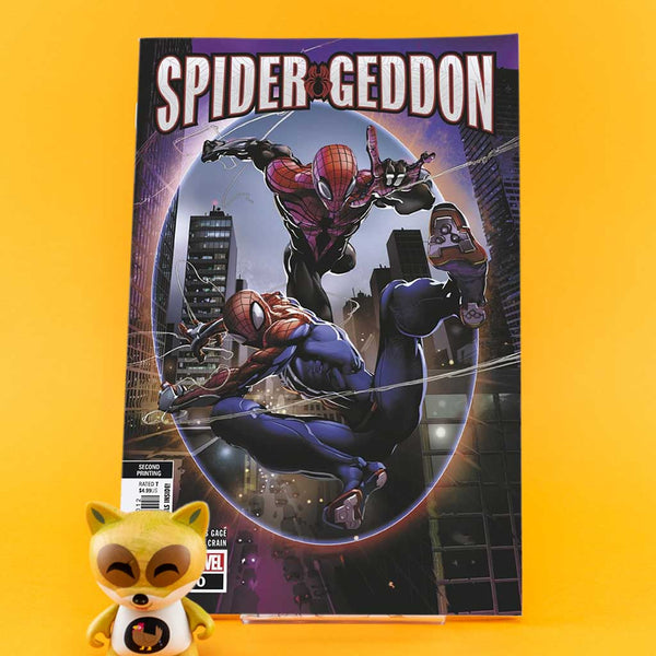 Spider-Geddon #0 2nd | Previews | Tienda online comics | Wash Cómics