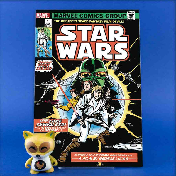 STAR WARS #1 FACSIMILE EDITION | Previews · One Shoot Issues | Wash Cómics