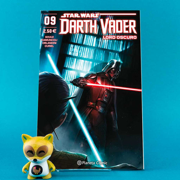 Star Wars Darth Vader Lord Oscuro 9 | Americano | Tienda online comics | Wash Cómics