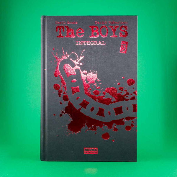 The Boys Integral Vol. 3 | Americano | Wash Cómics
