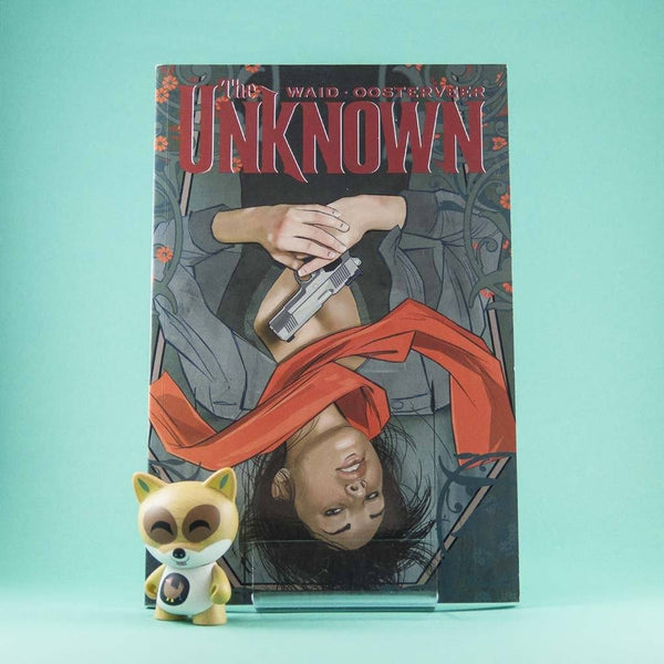 Cómic The Unknown de Aleta Ediciones | Wash Cómics