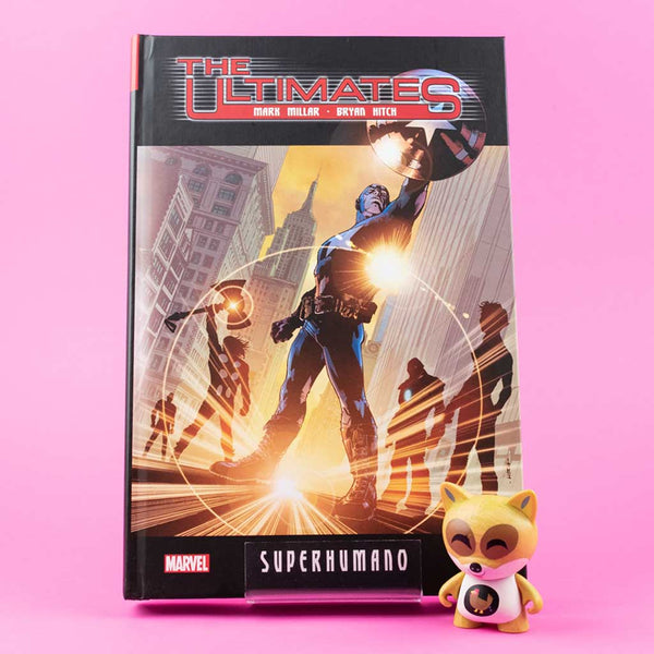 The Ultimates 1: Superhumanos | Americano | Tienda online comics | Wash Cómics
