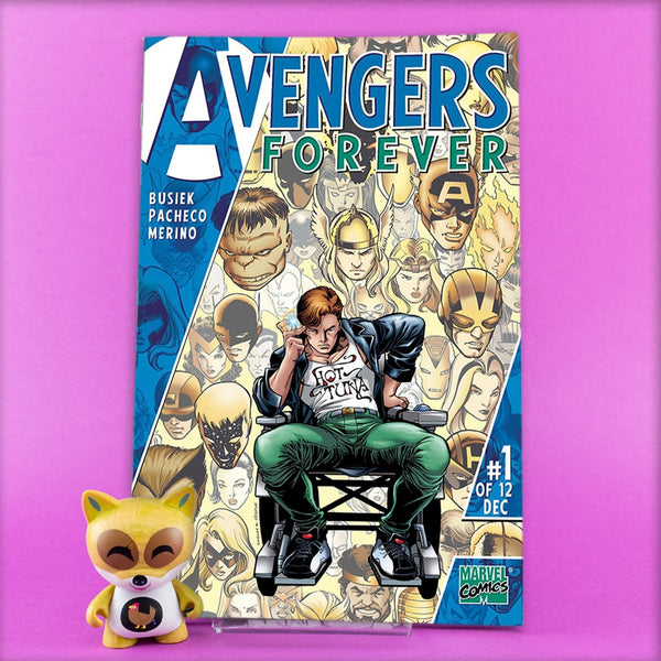 TRUE BELIEVERS AVENGERS FOREVER #1 | Previews | Wash Cómics