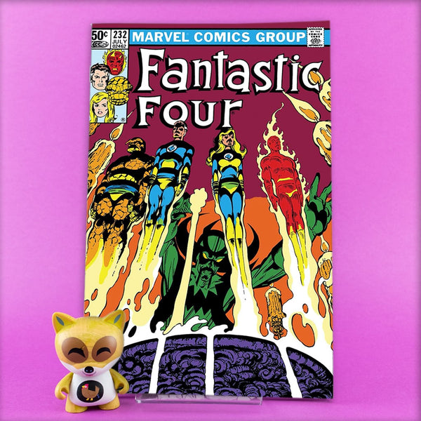 TRUE BELIEVERS FANTASTIC FOUR BY JOHN BYRNE #1 | Previews | Wash Cómics