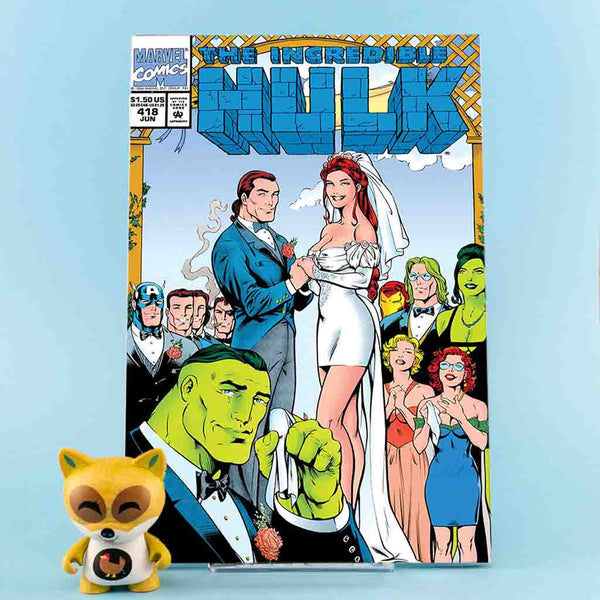 True Believers Hulk Wedding of Rick Jones #1 | Previews | Tienda online comics | Wash Cómics