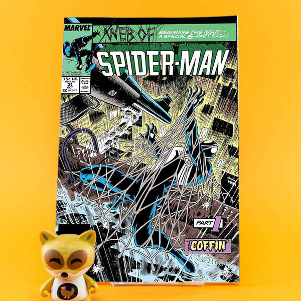 True Believers Spider-man Kravens Last Hunt #1 | Previews | Tienda online comics | Wash Cómics