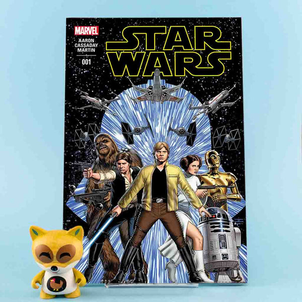 True Believers | Star Wars Skywalker Strikes #1 | Previews | Tienda online comics | Wash Cómics