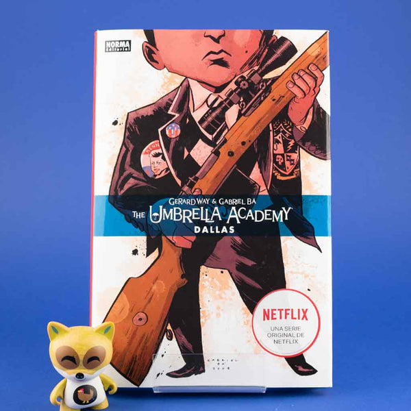 Umbrella Academy 2. Dallas | Americano | Wash Cómics