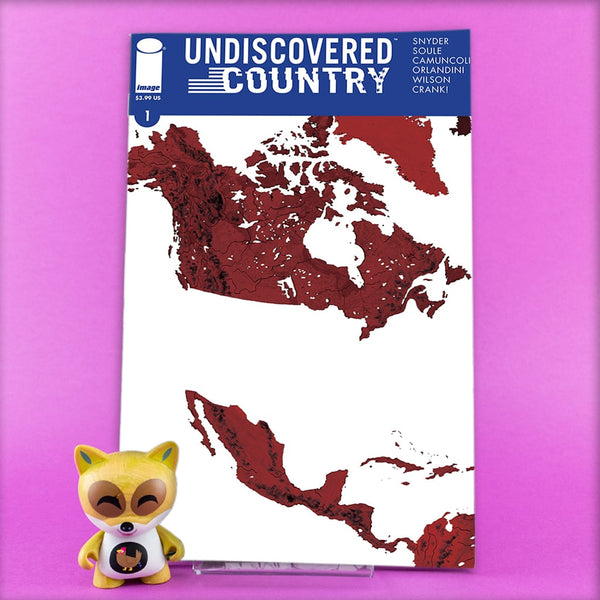 UNDISCOVERED COUNTRY #1 | Previews | Wash Cómics
