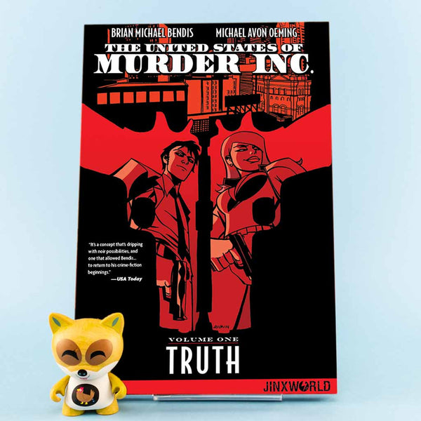 UNITED STATES OF MURDER INC TP VOL 01 TRUTH | Previews · Tomos | Wash Cómics