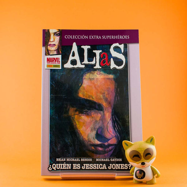 Cómic Alias ¿Quién es Jessica Jones? de SD DISTRIBUCIONES | Wash Cómics