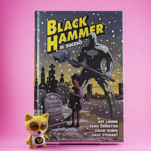 Cómic Black Hammer Vol.2 El suceso de AZETA DISTRIBUCIONES | Wash Cómics