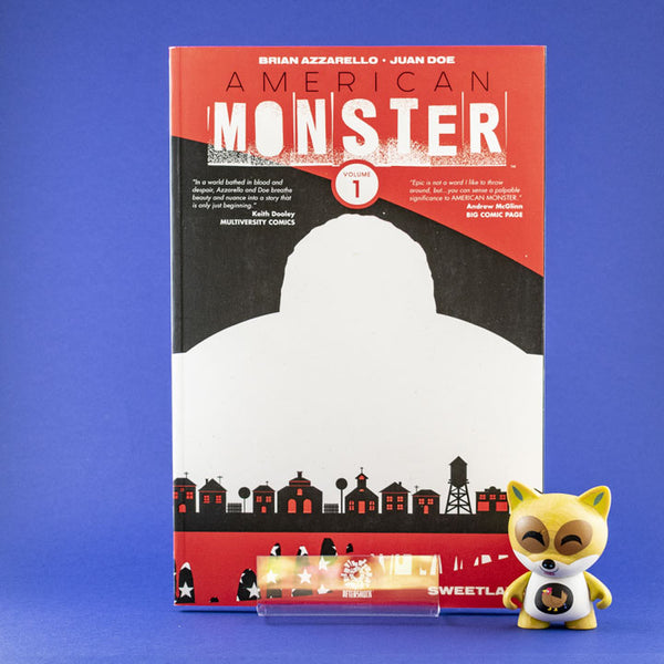 AMERICAN MONSTER TP VOL 01 | Previews · Tomos | Wash Cómics