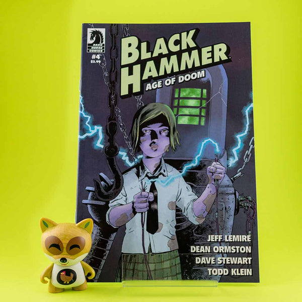Cómic Black Hammer: Age of Doom #4 de SD DISTRIBUCIONES | Wash Cómics