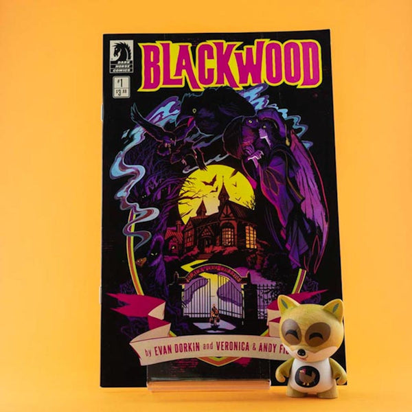 Cómic BlackWood #1 de SD DISTRIBUCIONES | Wash Cómics