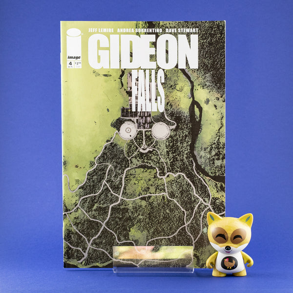 Gideon Falls #4 | Dustin Nugyen Cover B | Previews | Wash Cómics