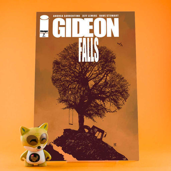 Gideon Falls #7 | Previews | Wash Cómics