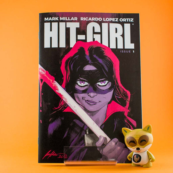 Hit-Girl #1 - #4 | Hit-Girl in Colombia | Version 2 | Previews | Tienda online comics | Wash Cómics