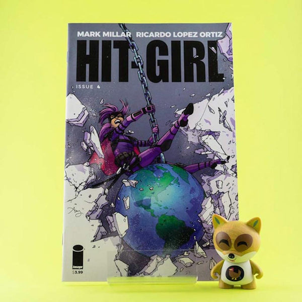 Hit-Girl #4 | Previews | Tienda online comics | Wash Cómics