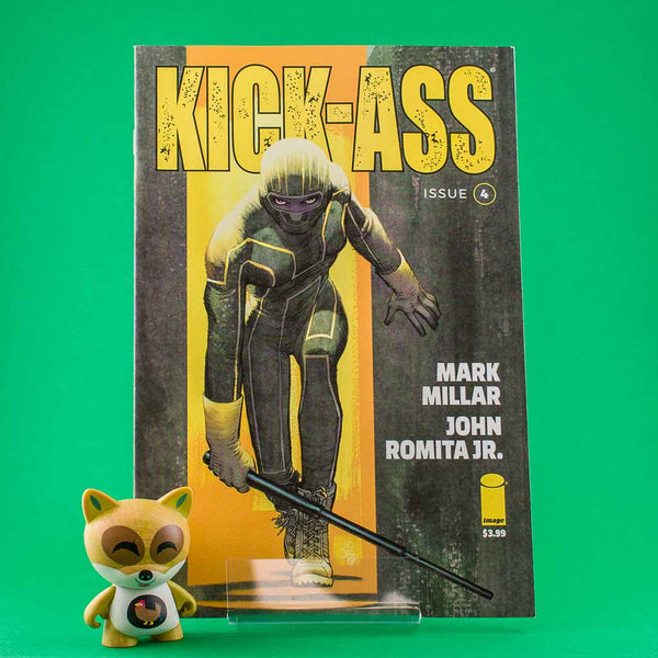 Cómic Kick Ass #4 | Cómic en inglés de SD DISTRIBUCIONES | Wash Cómics