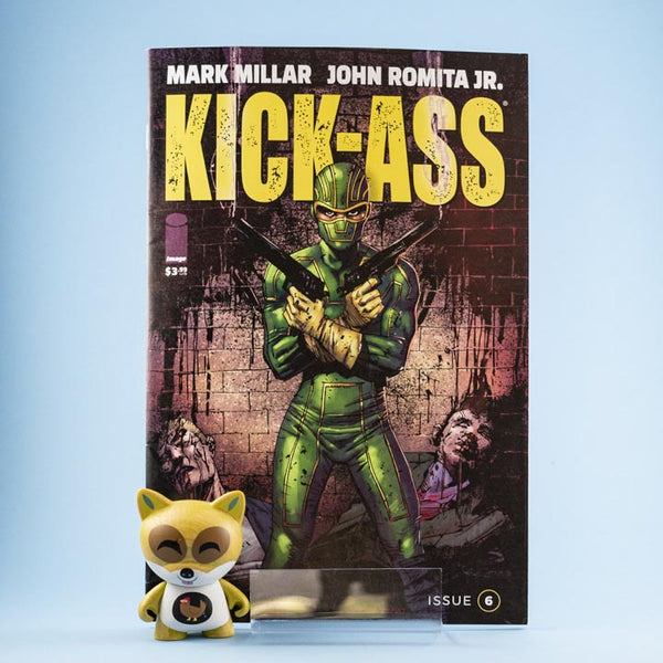 Cómic Kick Ass #6 de SD DISTRIBUCIONES | Wash Cómics