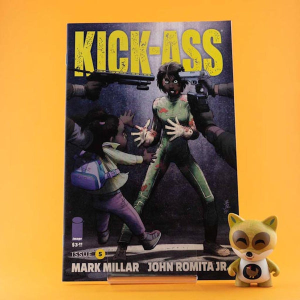 Kick Ass #5 | Previews | Wash Cómics