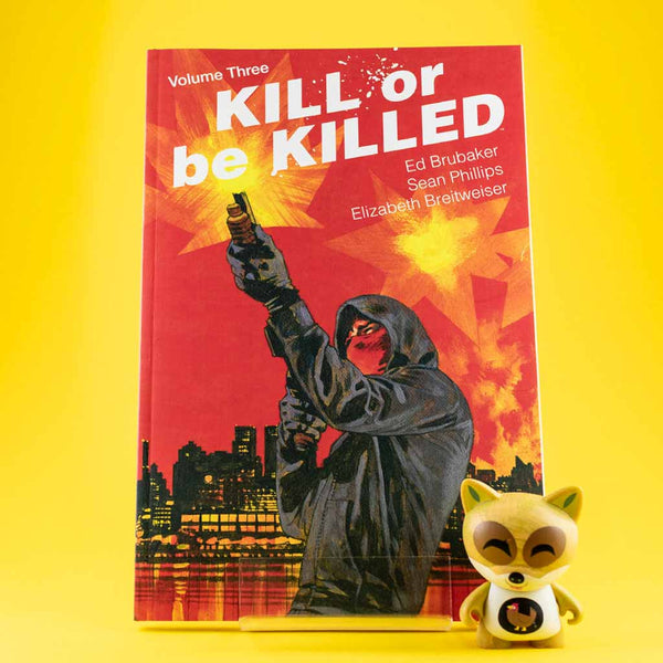 Cómic Kill or be Killed Vol. 3 de SD DISTRIBUCIONES | Wash Cómics