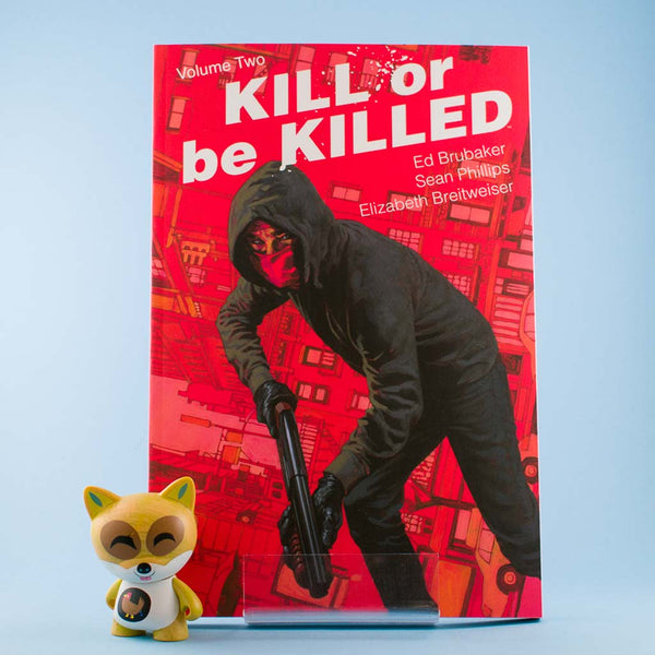 KILL OR BE KILLED TP VOL 02 | Previews · Tomos | Wash Cómics