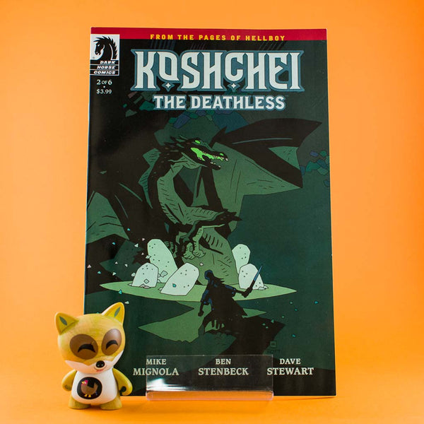 Koshchei The Deathless #2 of 6 | Previews | Wash Cómics