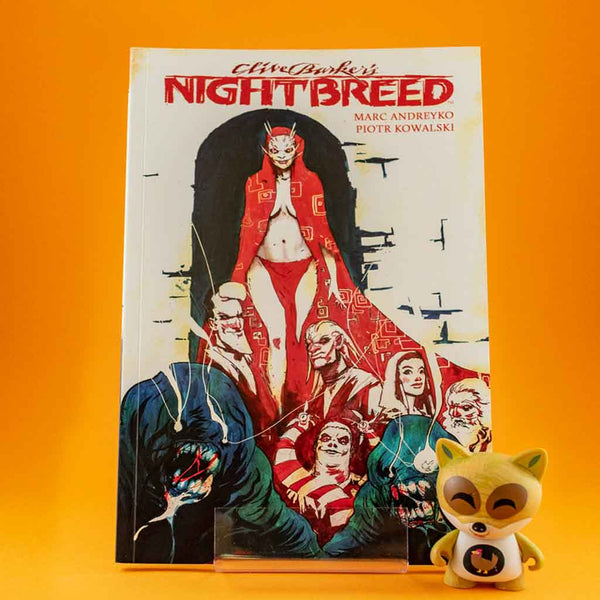 Cómic Clive Barker's Nightbreed Archive Vol. 1 de SD DISTRIBUCIONES | Wash Cómics