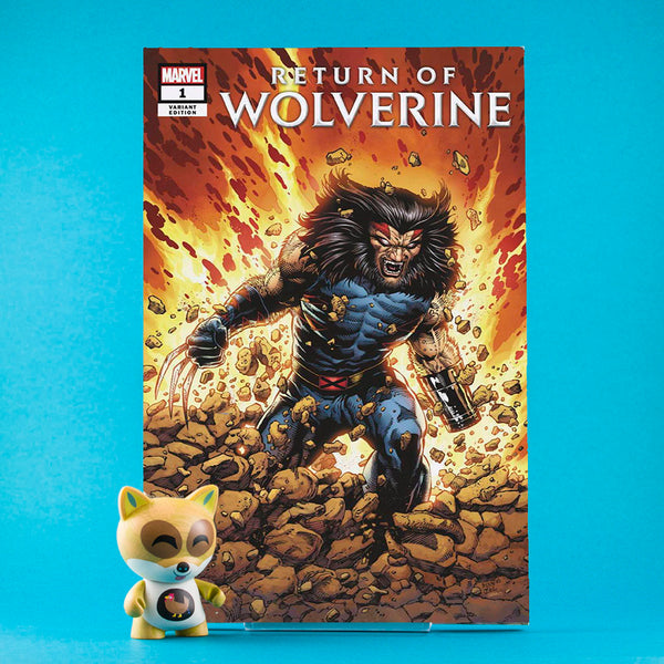 Cómic Return of Wolwerine #1 (of 5) de SD DISTRIBUCIONES | Wash Cómics
