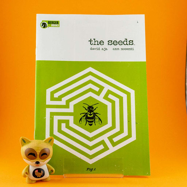 The Seeds #1 | Previews · Regular Covers | Wash Cómics