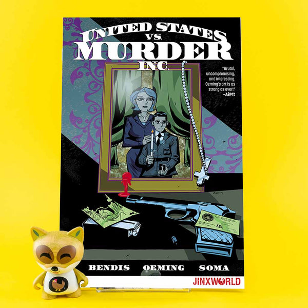 United States of Murder Inc #6 of 6 | Previews | Wash Cómics