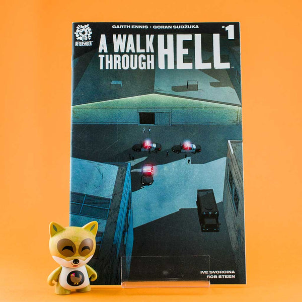 A Walk Through Hell #1 | Previews · Regular Covers | Wash Cómics