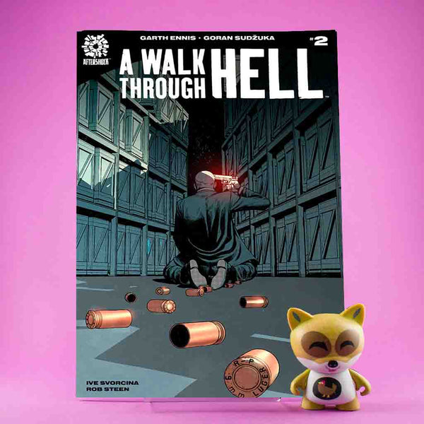 Cómic A Walk Through Hell #2 de SD DISTRIBUCIONES | Wash Cómics