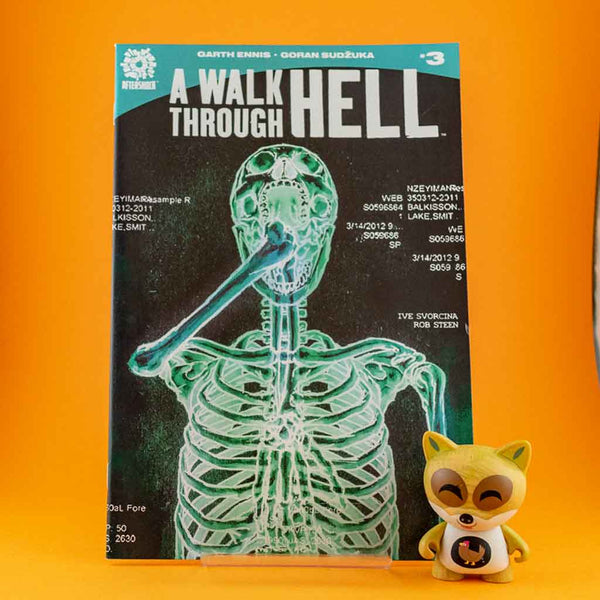 Cómic A Walk Through Hell #3 de SD DISTRIBUCIONES | Wash Cómics