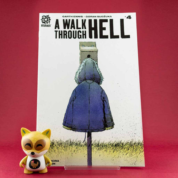 Cómic A Walk Through Hell #4 de SD DISTRIBUCIONES | Wash Cómics