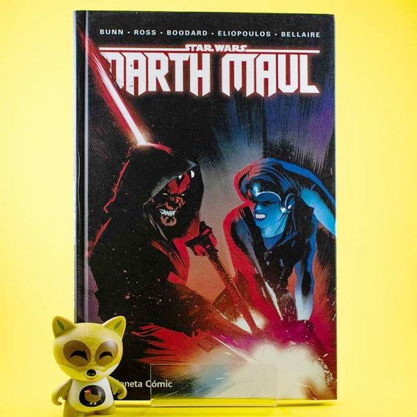 Cómic Star Wars: Darth Maul de Wash Cómics | Wash Cómics