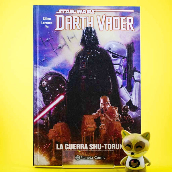 Cómic Star Wars: Darth Vader 3/4 de AZETA DISTRIBUCIONES | Wash Cómics
