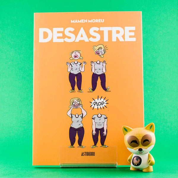 Cómic Desastre de SD DISTRIBUCIONES | Wash Cómics