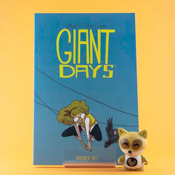 Giant Days 3 | Americano | Wash Cómics