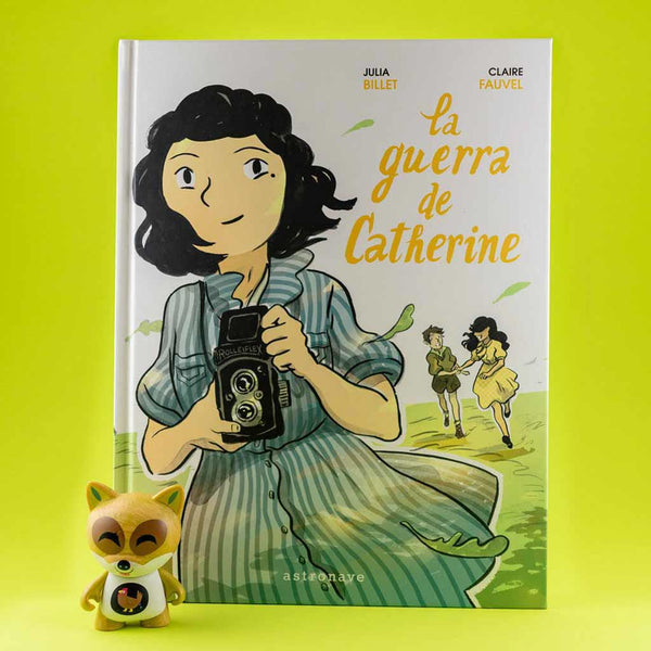 La guerra de Catherine | Europeo | Wash Cómics