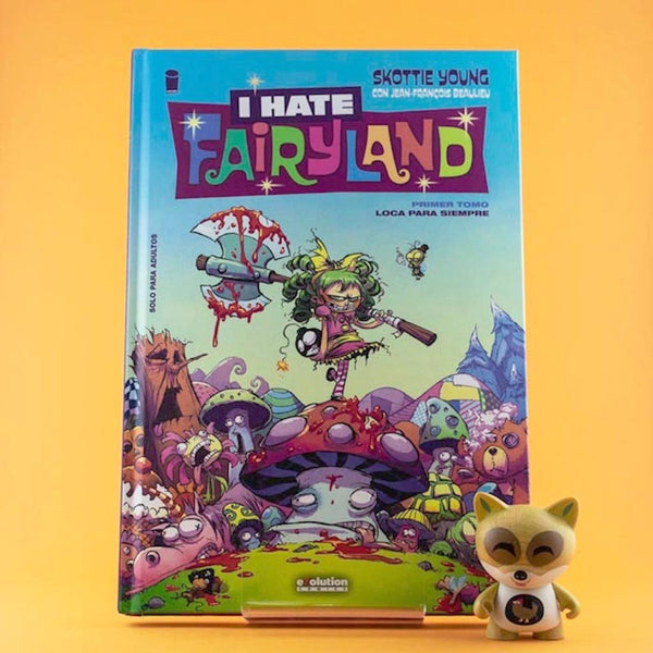 Cómic I Hate FairyLand 1. Loca para siempre de SD DISTRIBUCIONES | Wash Cómics