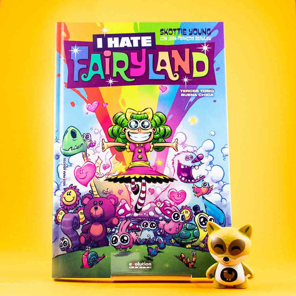 Cómic I Hate FairyLand 3. Buena chica de SD DISTRIBUCIONES | Wash Cómics