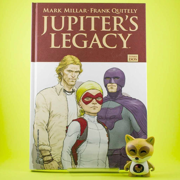 Jupiters Legacy Vol. 2 | Americano | Wash Cómics