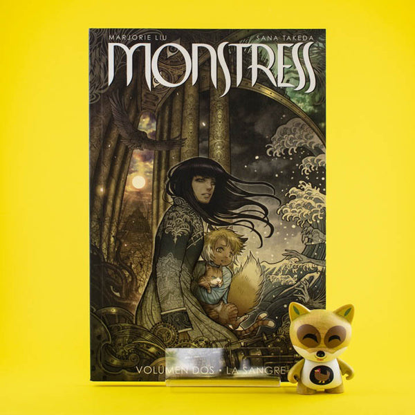 Cómic Monstress Vol. 2: La sangre de DISTRIFORMA | Wash Cómics