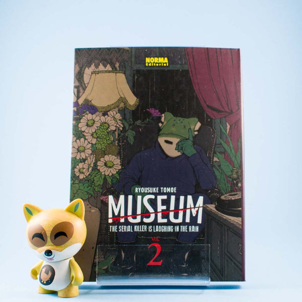 Museum 2 | Manga | Wash Cómics