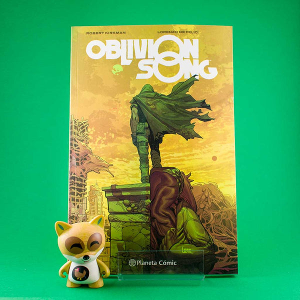 Cómic Oblivion Song Vol. 1 de PLANETA | Wash Cómics