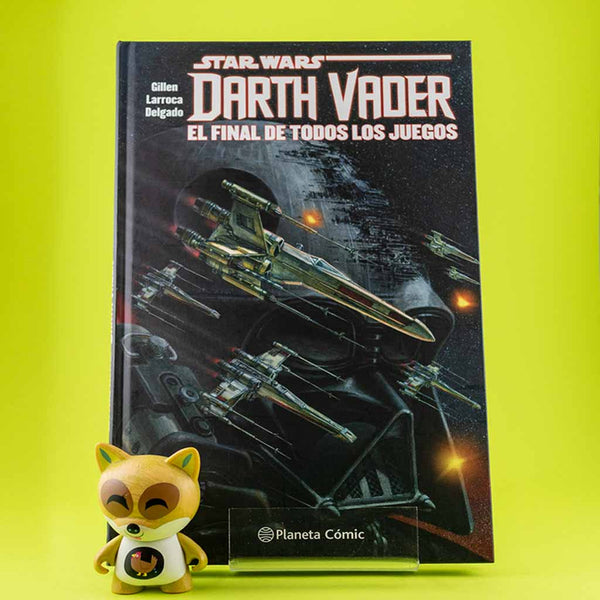 Cómic Star Wars: Darth Vader 4/4 de AZETA DISTRIBUCIONES | Wash Cómics